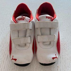 Puma Ferrari Kids Shoes
